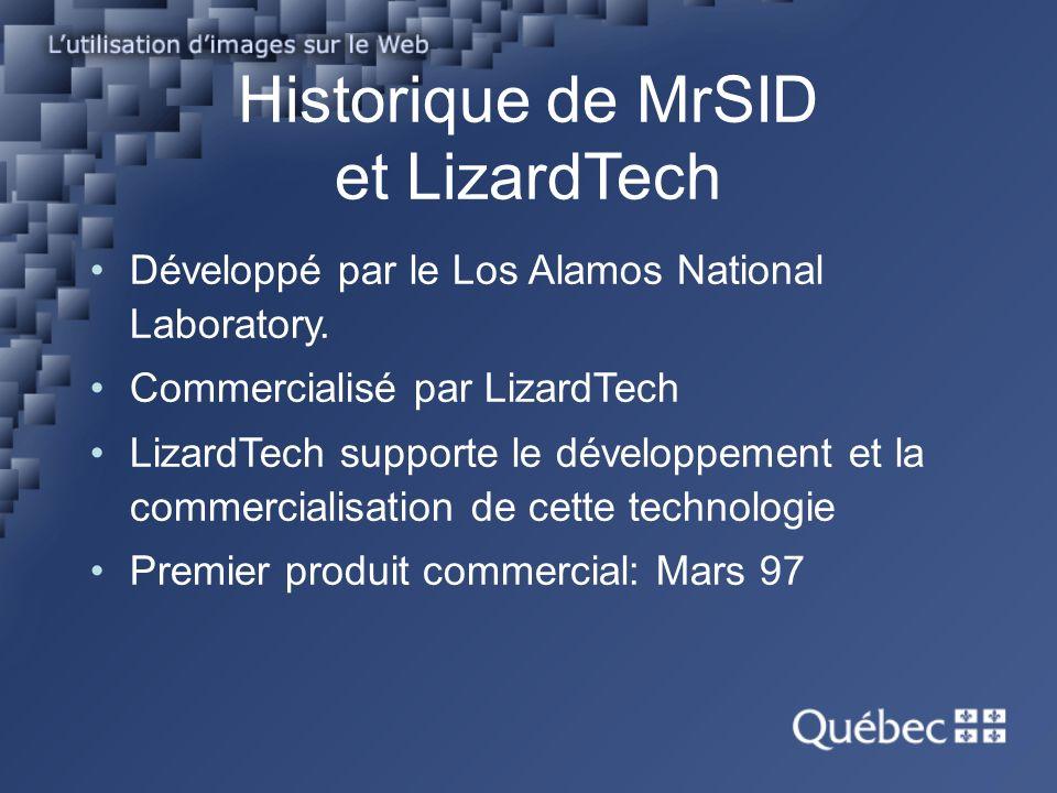 Développé par le Los Alamos National Laboratory.
