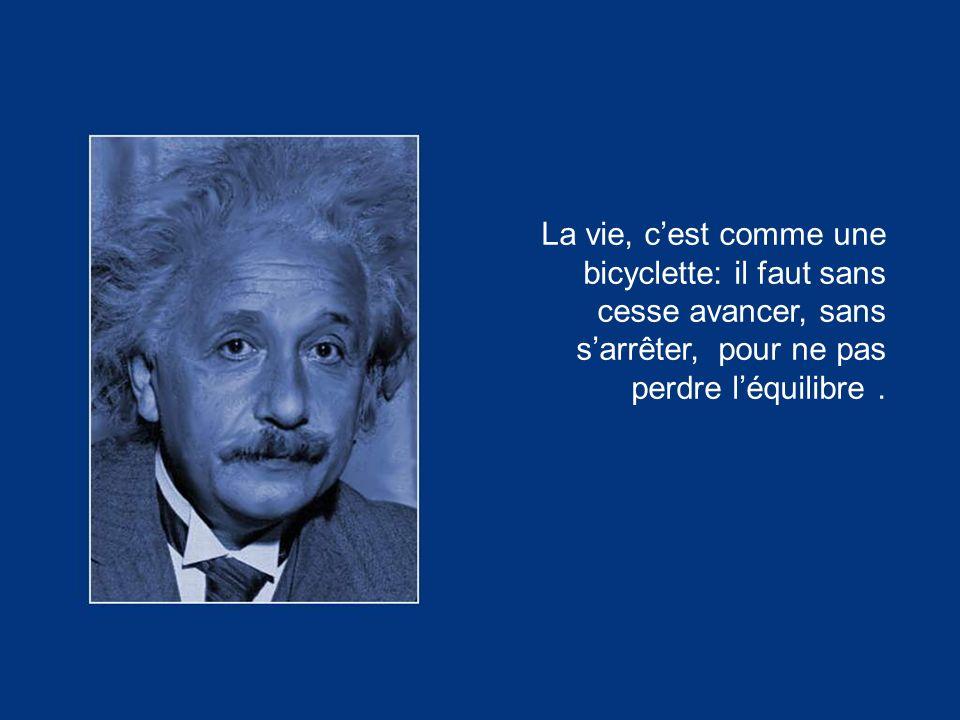 La science sans la sagesse est comme une mise à la loterie.