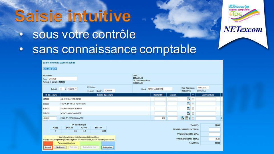 sous votre contrôle sans connaissance comptable sous votre contrôle sans connaissance comptable