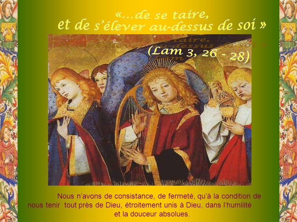 Toi en moi et moi en toi Il faut prier sans cesse: cette prière intérieure, sans paroles, nest autre chose que lexercice très simple de lamour de Dieu.