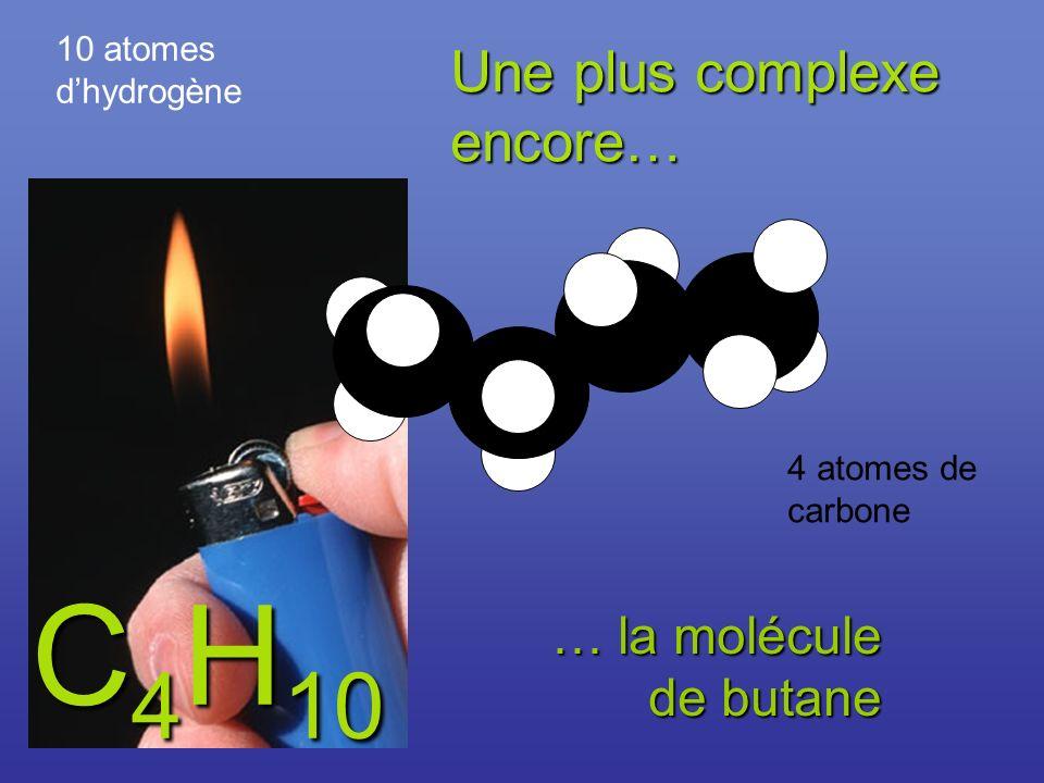 Exercice 1 Lors de la combustion du propane dans le dioxygène il se forment les mêmes produits que lors de la combustion du méthane.