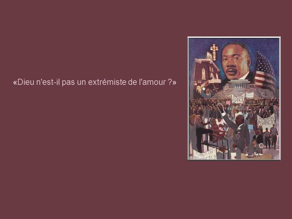 «Dieu n est-il pas un extrémiste de l amour ?»