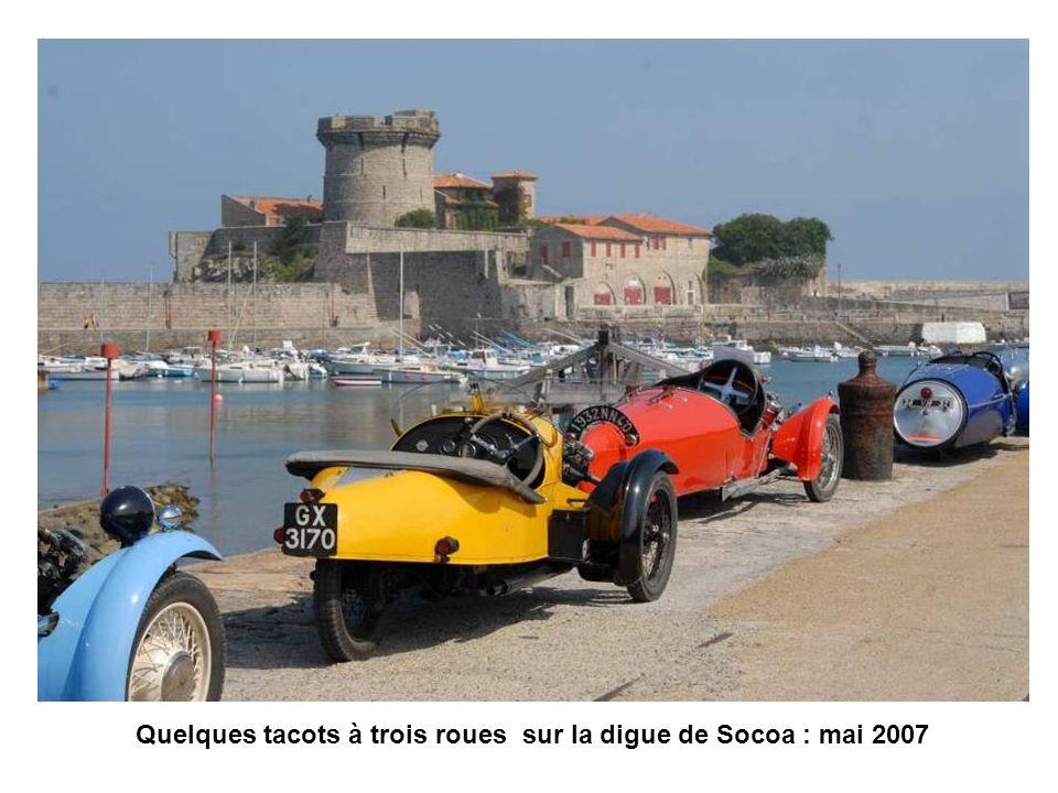 Une vue de lintérieur du fort de Socoa : 400 ans de Socoa