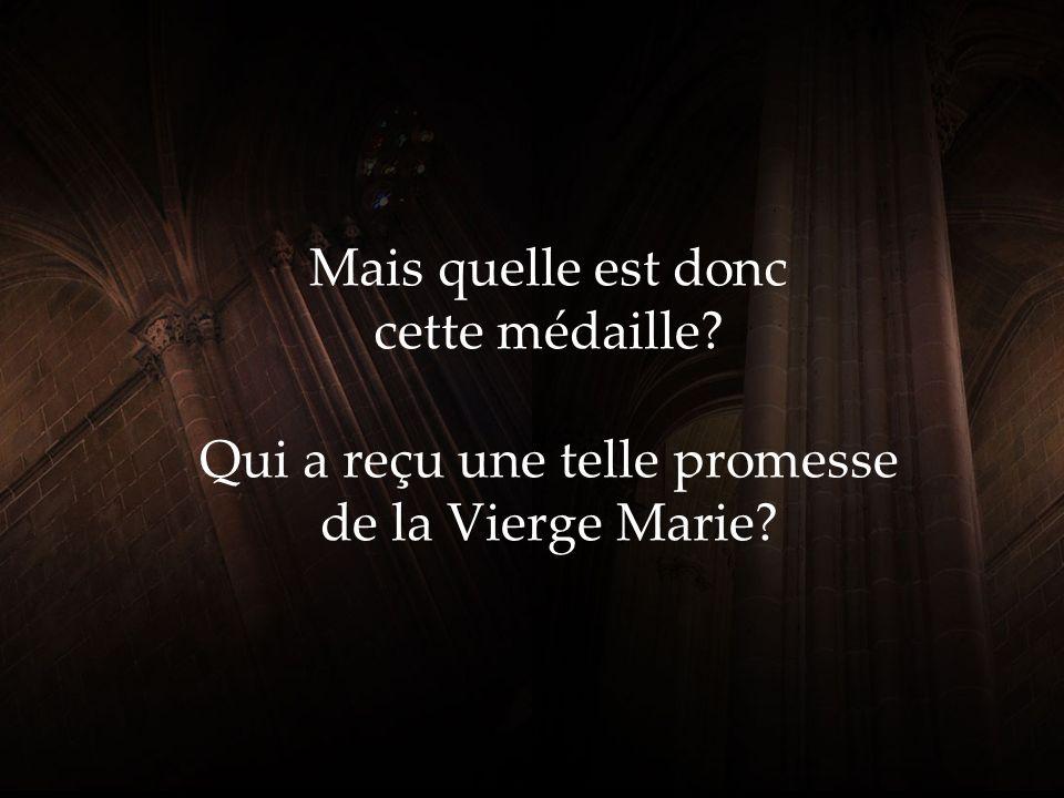 Son corps, parfaitement conservé, se trouve dans la chapelle des apparitions, à la Rue du Bac 140 - Paris.