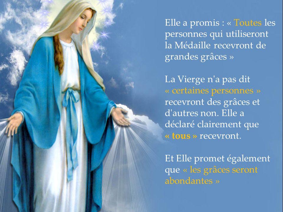 C est la Médaille Miraculeuse de Notre Dame des Grâces.