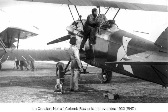 La Croisière Noire à Colomb-Béchar le 11 novembre 1933 (SHD)
