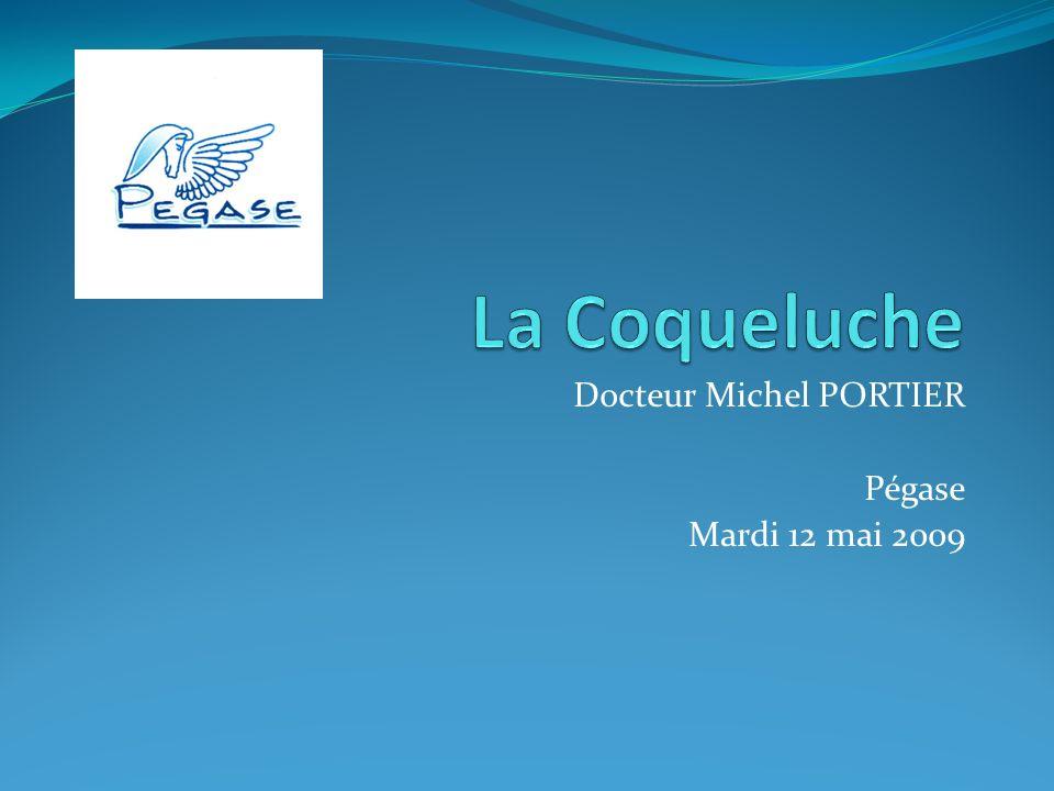 Docteur Michel PORTIER Pégase Mardi 12 mai 2009