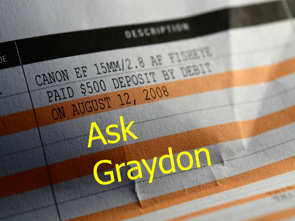 Ask Graydon