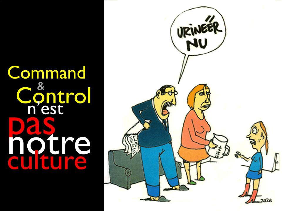 Control nest nest pas notre culture Command &