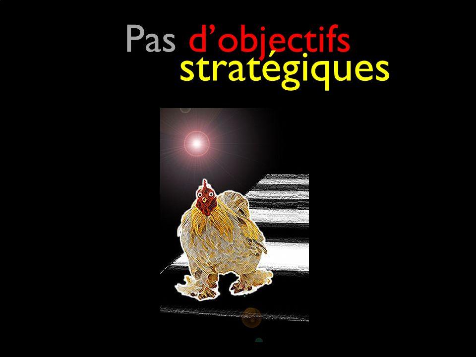 Pas dobjectifs stratégiques