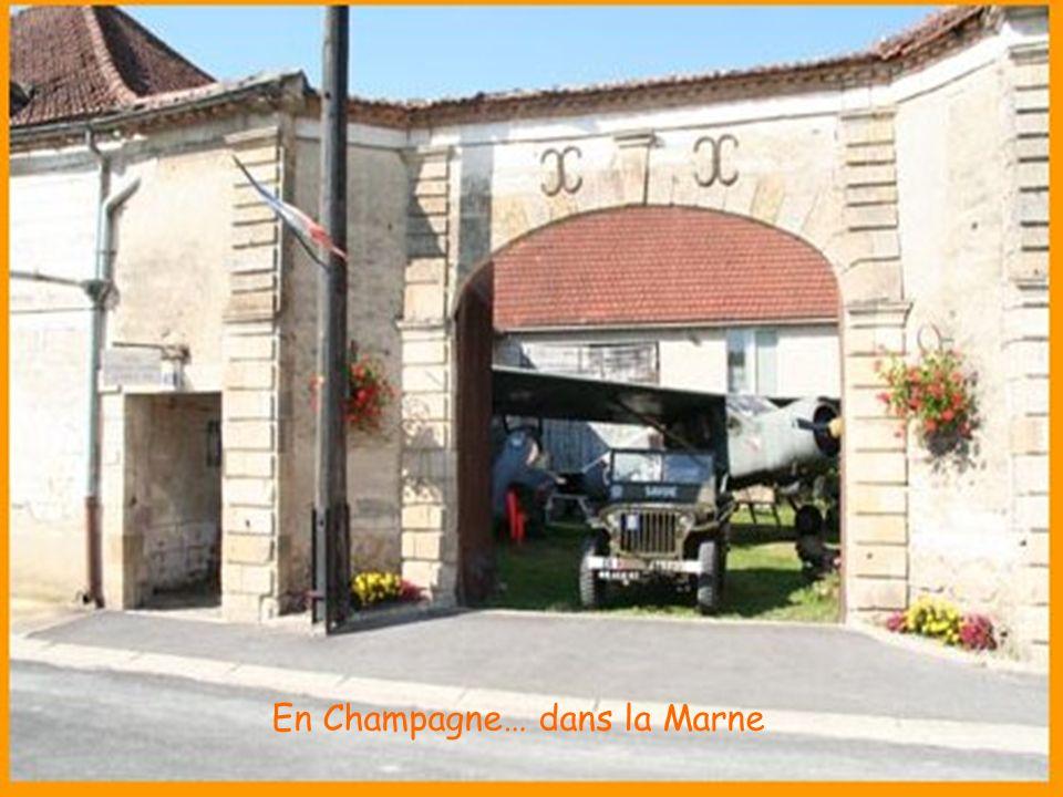 En Champagne… dans la Marne