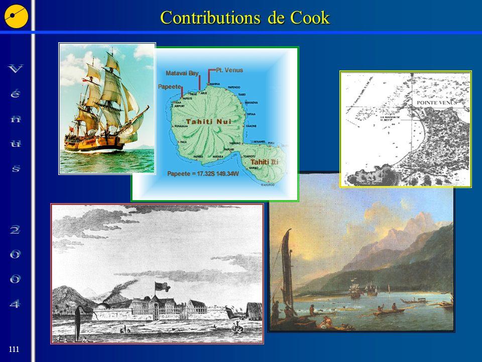 111 Contributions de Cook