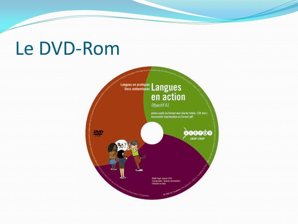 Le DVD-Rom
