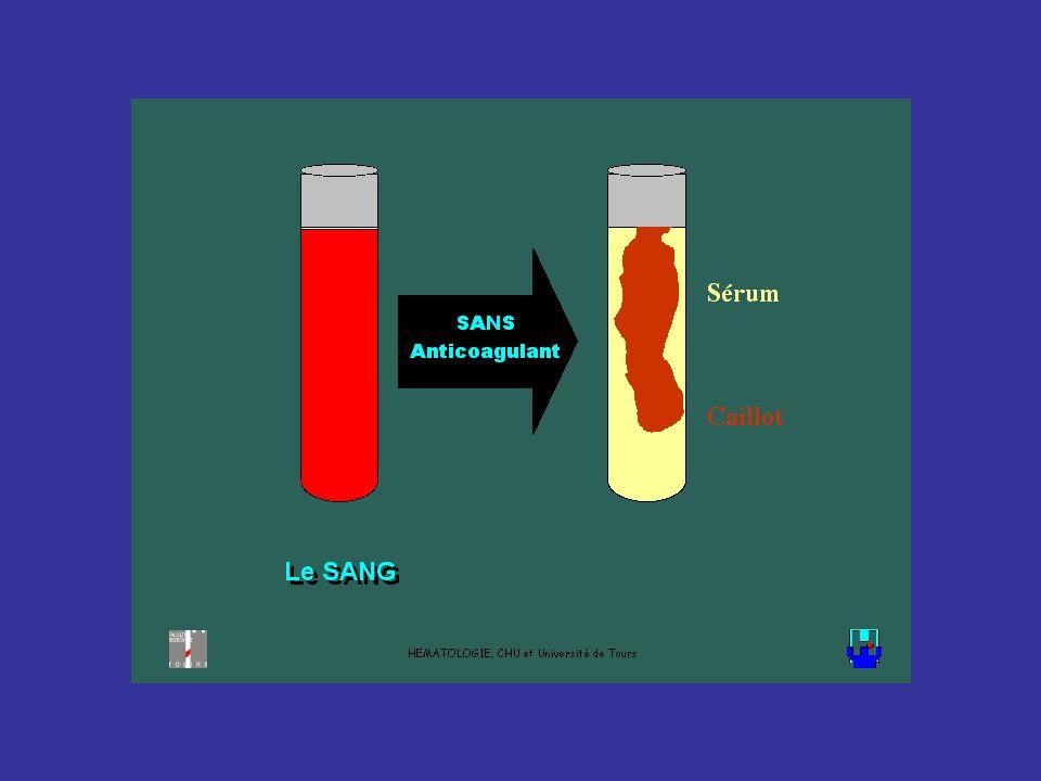 LE FROTTIS SANGUIN obtenir sur une lame de verre une couche unicellulaire d éléments figurés du sang répartis sur tout le frottis et fixés dans l aspect le plus proche de leur état physiologique