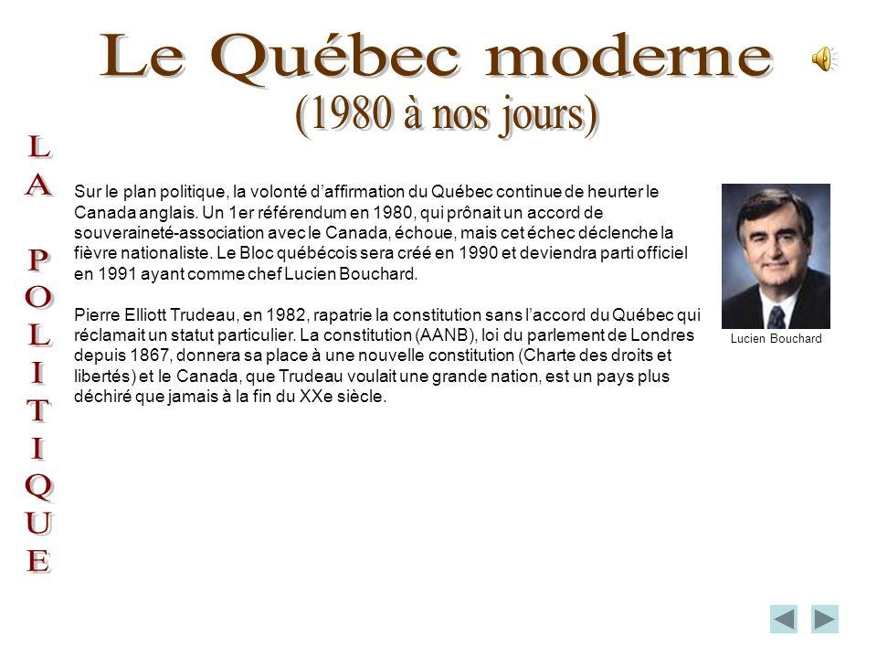 Le Québec est donc forcé de remettre en question certaines dépenses. Le temps des réformes sociales cède le pas à celui des compressions et de laustér