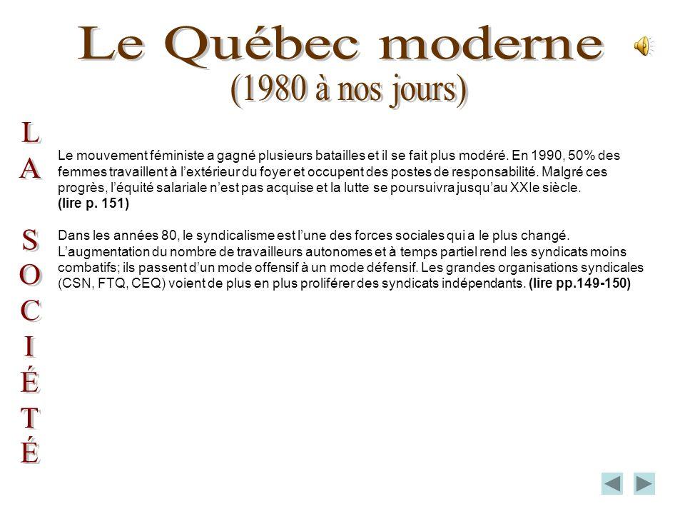 Les débats sur la langue française sont nombreux. Selon la nouvelle constitution de 1982, Charte des droits et libertés, la langue est une affaire de