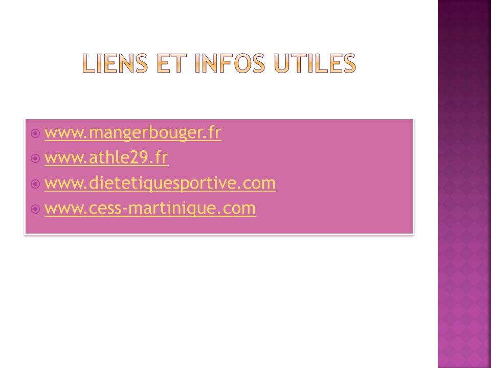 www.mangerbouger.fr www.athle29.fr www.dietetiquesportive.com www.cess-martinique.com www.mangerbouger.fr www.athle29.fr www.dietetiquesportive.com www.cess-martinique.com