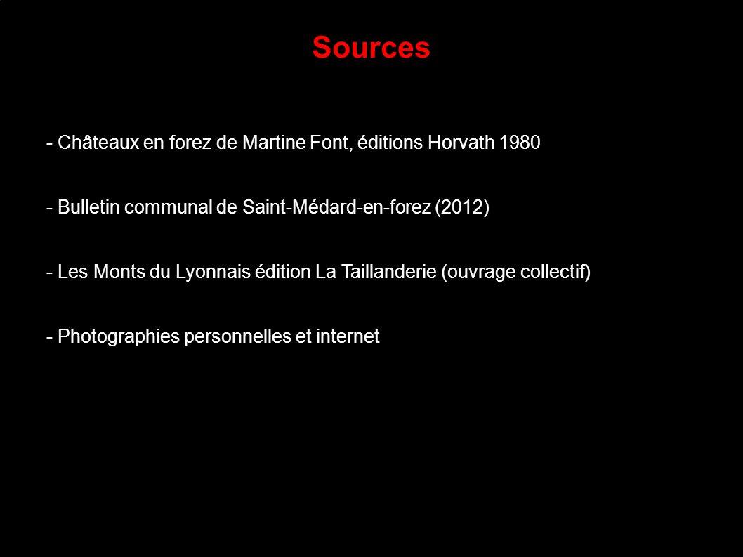 J'ai choisi ce sujet car St Médard est le village où je suis né et où j'habite encore. En travaillant sur ce dossier j'ai redécouvert mon village et j