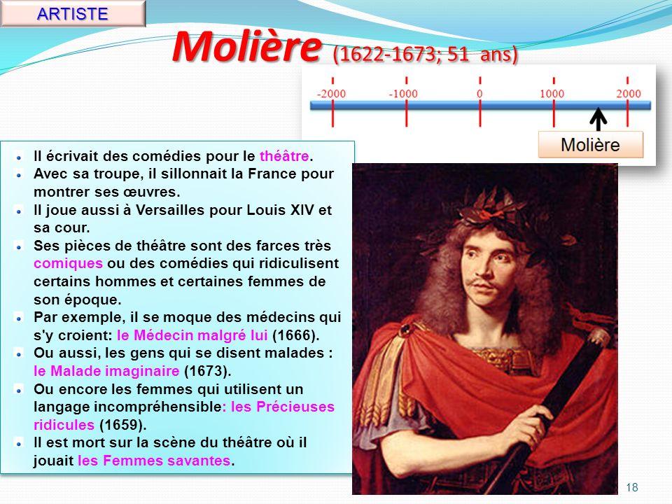 Christophe Colomb 1450-1516; 66 ans) 17 EXPLORATEUR Grand navigateur italien, il ira vivre au Portugal.