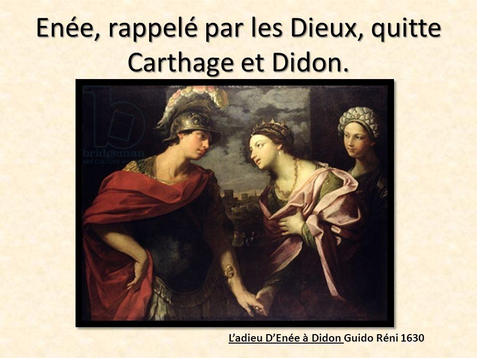 Didon offrant sa couronne à Enée Didon offrant sa couronne à Enée De Coypel Noël XVIIème siècle « Et regni demens in parte locaui » Didon LEneide, Virgile