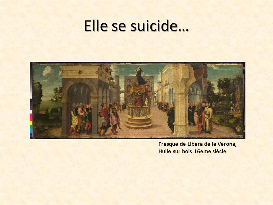 Didon est abandonnée, Didon abandonnée de Stefano Danedi Vers 1640