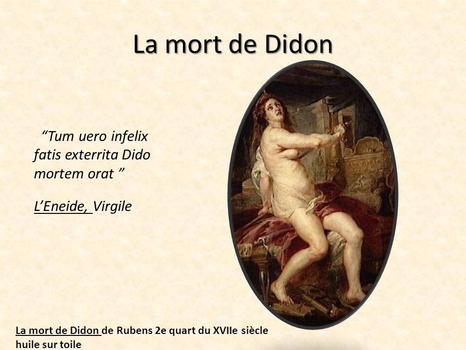 Elle se suicide… Fresque de Libera de le Vérona, Huile sur bois 16eme siècle