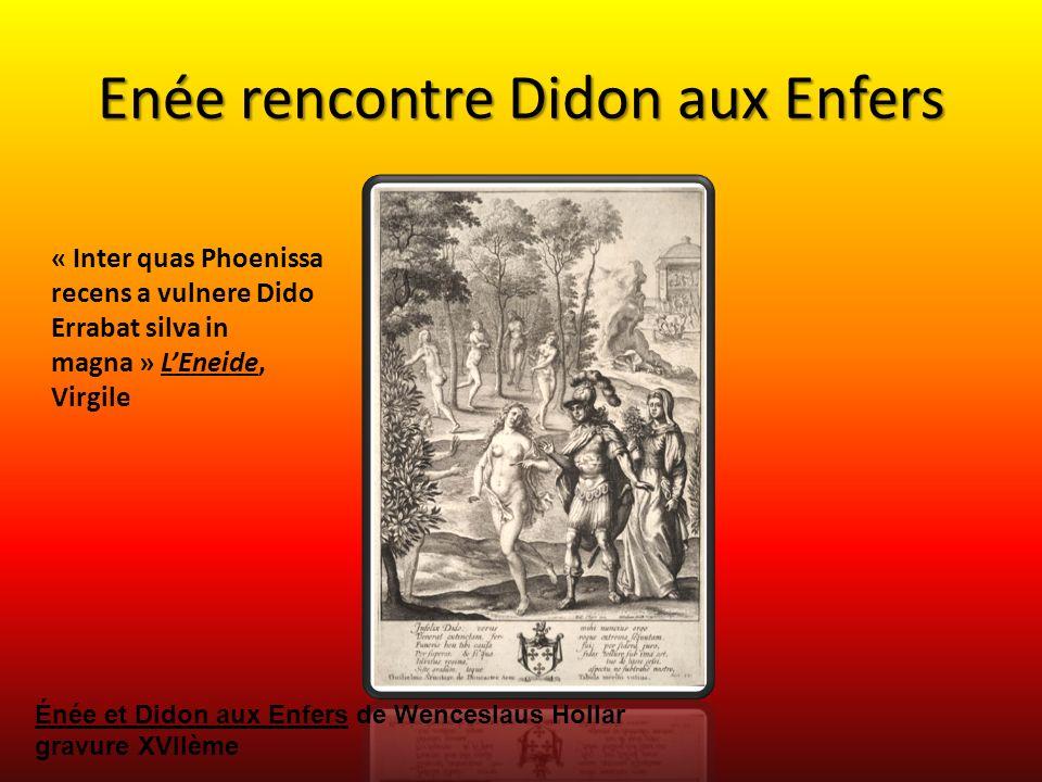 Didon accède aux enfers Tableau de Füger, Heinrich Friedrich, 1792 «Une chute sans fin dans une nuit sans fond, voilà l enfer.