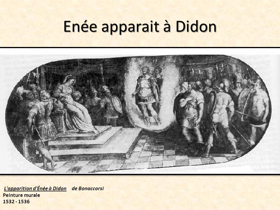 Didon : Didon est une princesse phénicienne, première-née du roi de Tyr, dont la succession est entravée par son frère Pygmalion.
