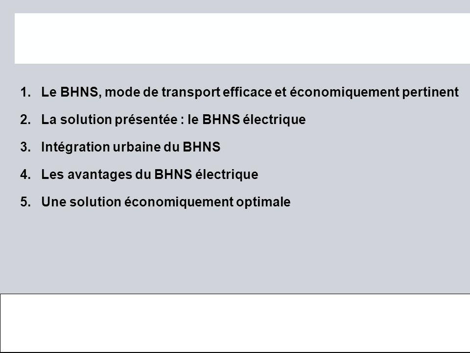 Page 2 octobre 2012 © IRISBIS IVECO, SAFEGE, SIEMENS SAS 1. Le BHNS, mode de transport efficace et économiquement pertinent 2. La solution présentée :
