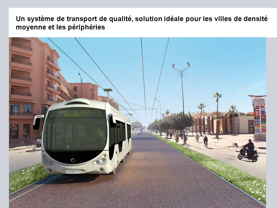Page 25 octobre 2012 © IRISBIS IVECO, SAFEGE, SIEMENS SAS Un système de transport de qualité, solution idéale pour les villes de densité moyenne et le