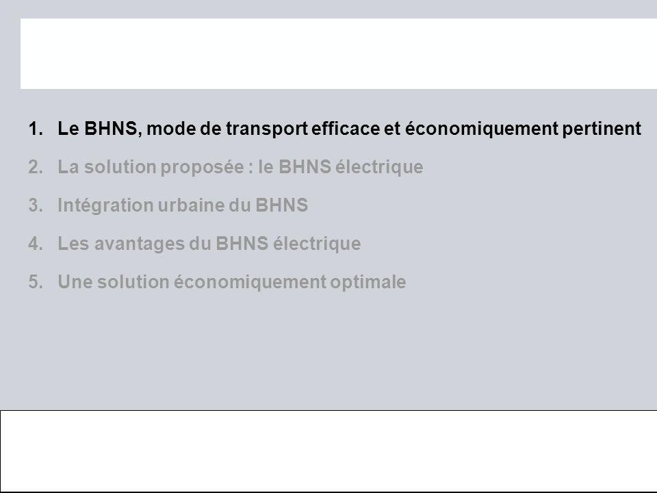 Page 3 octobre 2012 © IRISBIS IVECO, SAFEGE, SIEMENS SAS 1. Le BHNS, mode de transport efficace et économiquement pertinent 2. La solution proposée :