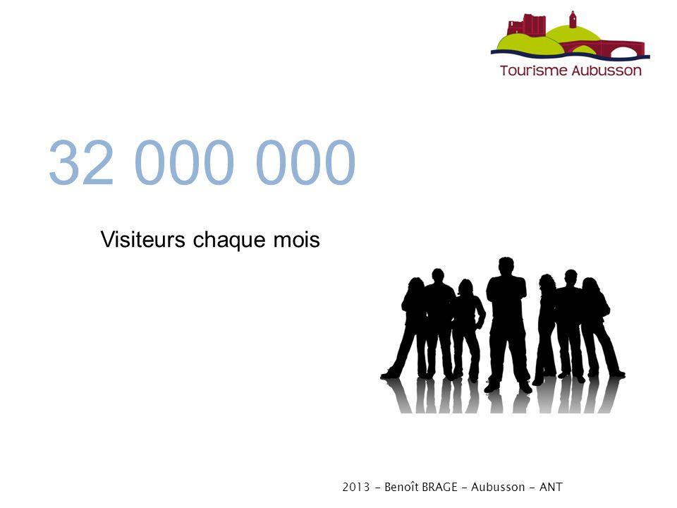 2013 - Benoît BRAGE - Aubusson - ANT Ajoutez des photos et des vidéos Dans la section Liens utiles de la page consacrée aux organismes de tourisme de votre destination, vous trouverez le lien Ajoutez des photos.