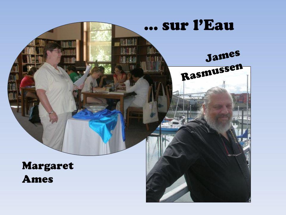 Margaret Ames … sur lEau James Rasmussen