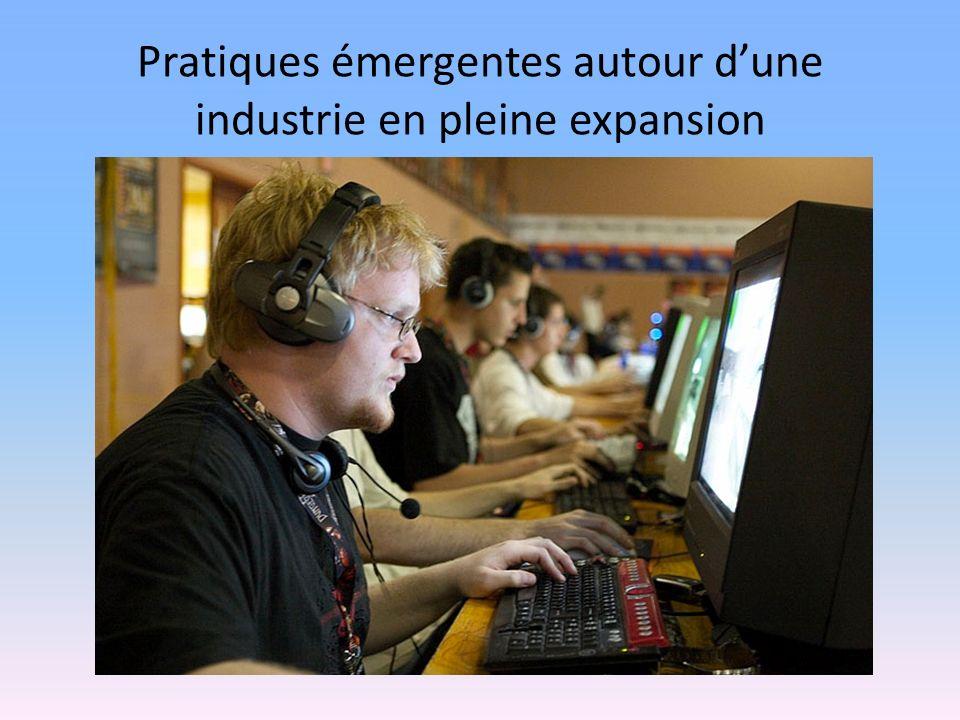 Pratiques émergentes autour dune industrie en pleine expansion