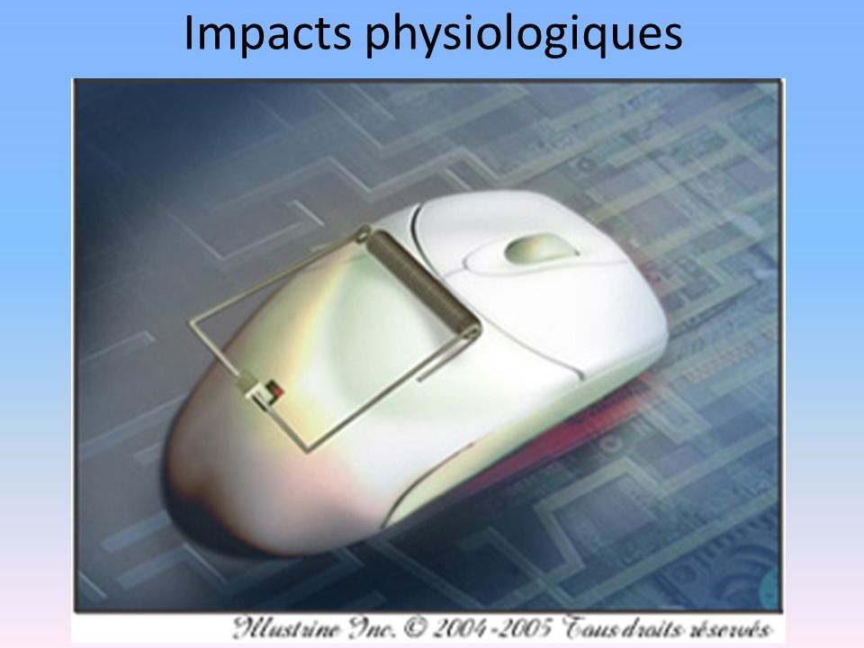Impacts physiologiques
