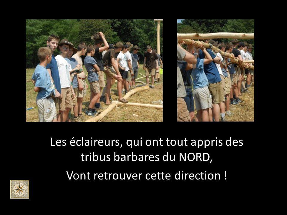Pour les guides, qui ont sillonné la forêt de Brocéliande en Bretagne, lété dernier, lOUEST na plus de secrets !