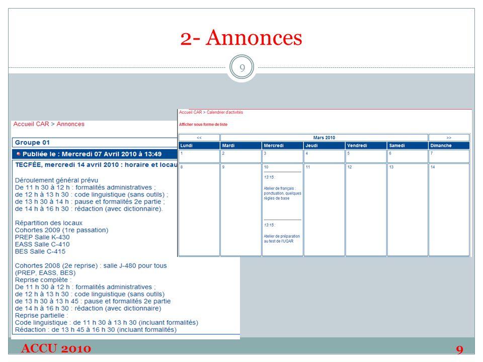 2- Annonces ACCU 20109 9