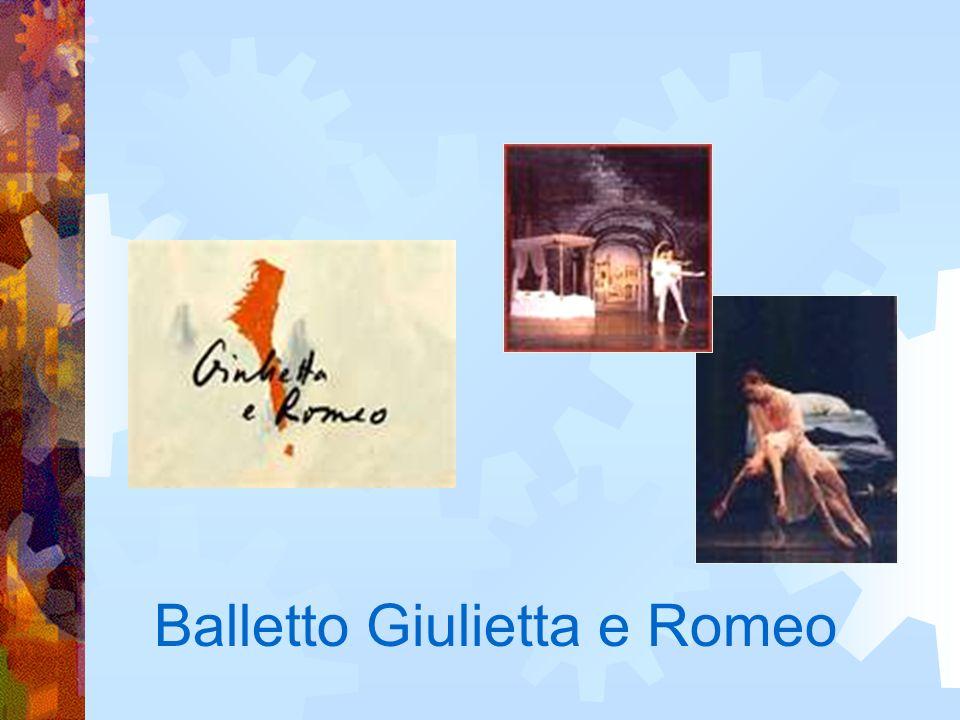 Balletto Giulietta e Romeo
