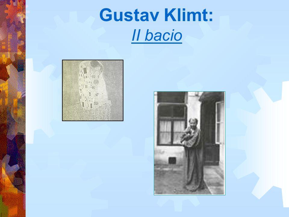 Gustav Klimt: II bacio