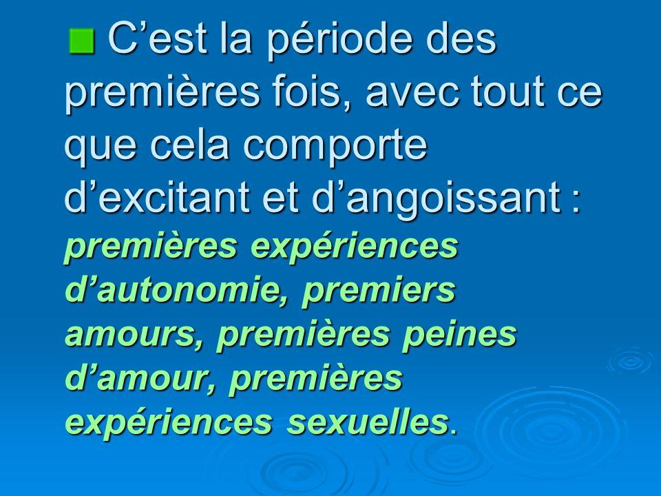 Les principaux centres dintérêts sont: Lamour Lamour La sexualité La sexualité