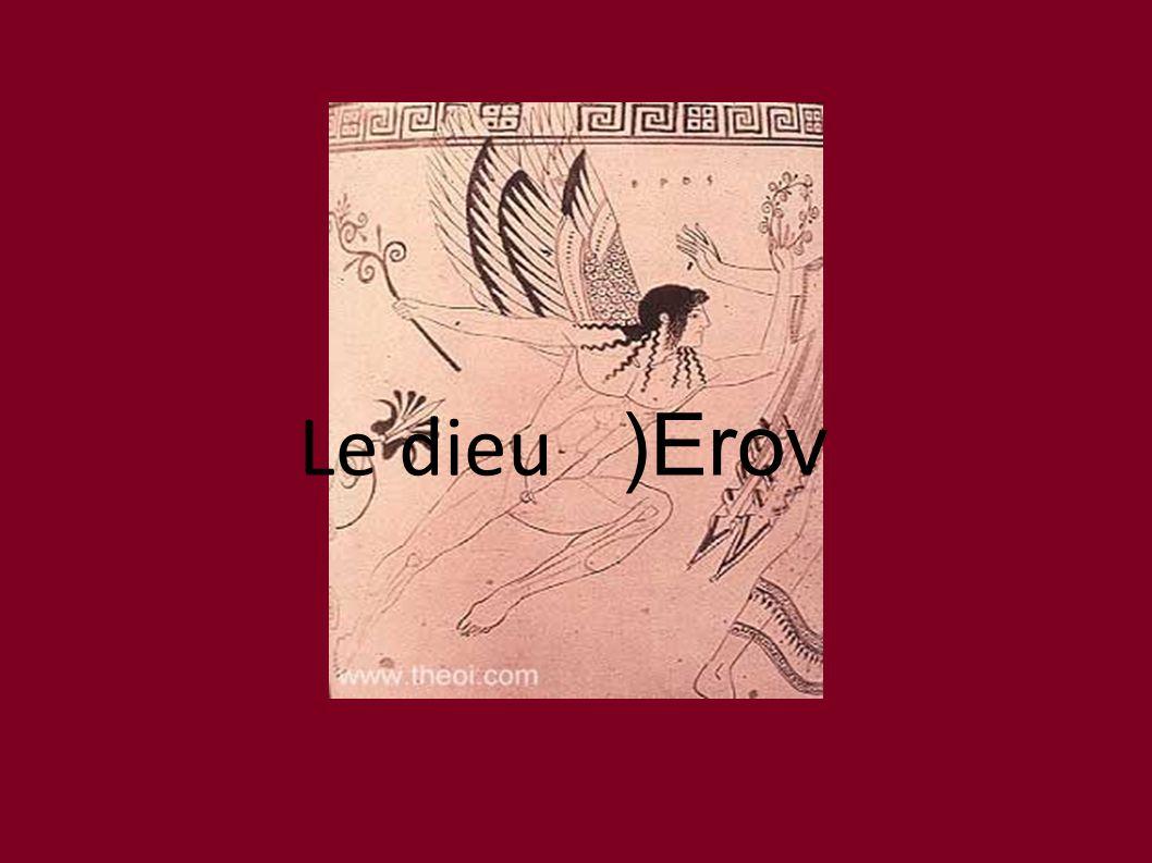 I.Le mot « amour » Les anciens grecs avaient trois mots pour désigner l amour: ρως, φιλία et γάπη.
