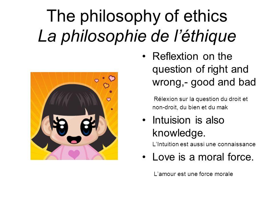 Chidren and moraltity Les enfants et la moralité ENFORCE what is good, more than you correct what is bad.