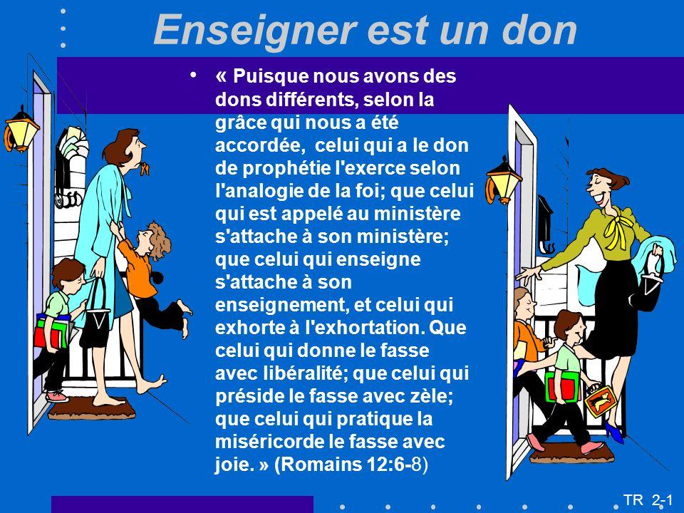 « Puisque nous avons des dons différents, selon la grâce qui nous a été accordée, celui qui a le don de prophétie l'exerce selon l'analogie de la foi;