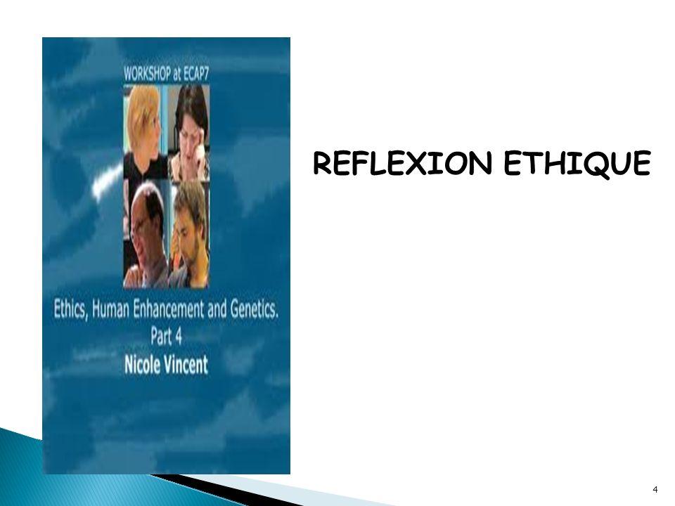 REFLEXION ETHIQUE 4