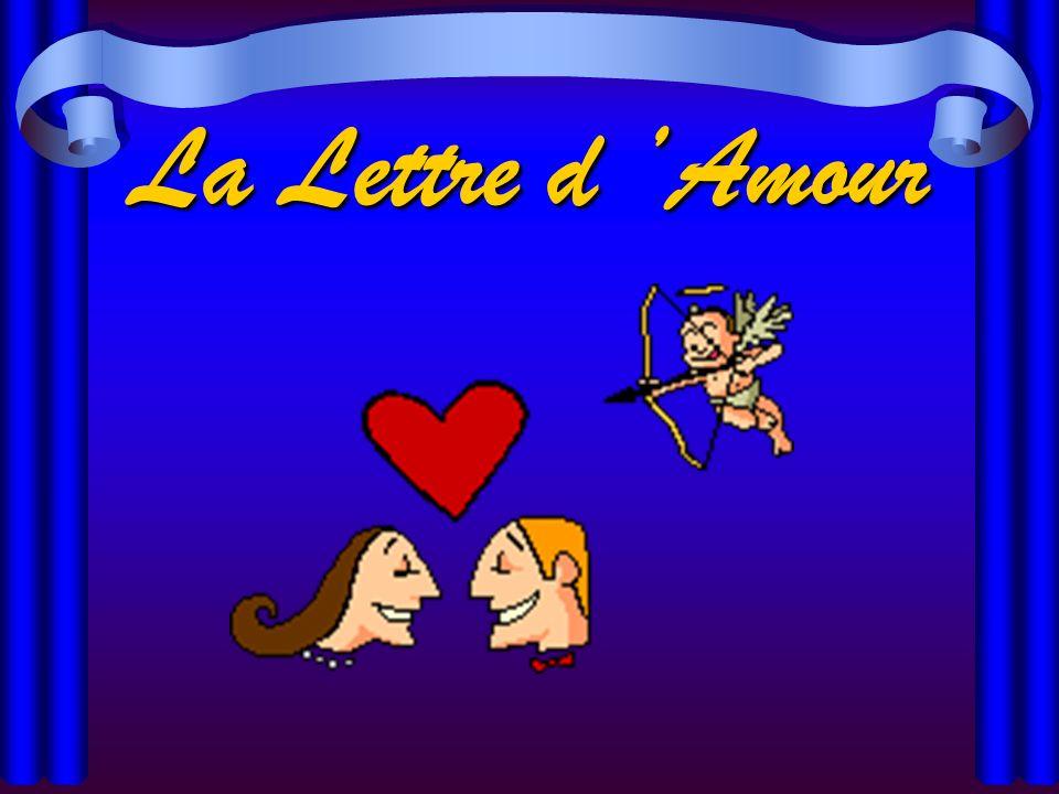 La Lettre d Amour