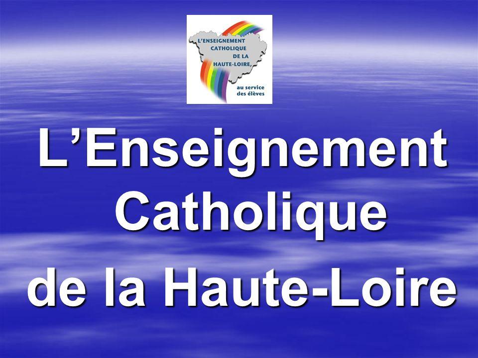 LEnseignement Catholique de la Haute-Loire