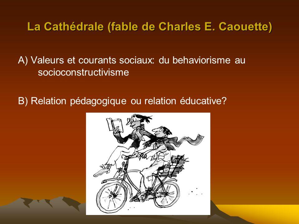 La Cathédrale (fable de Charles E.