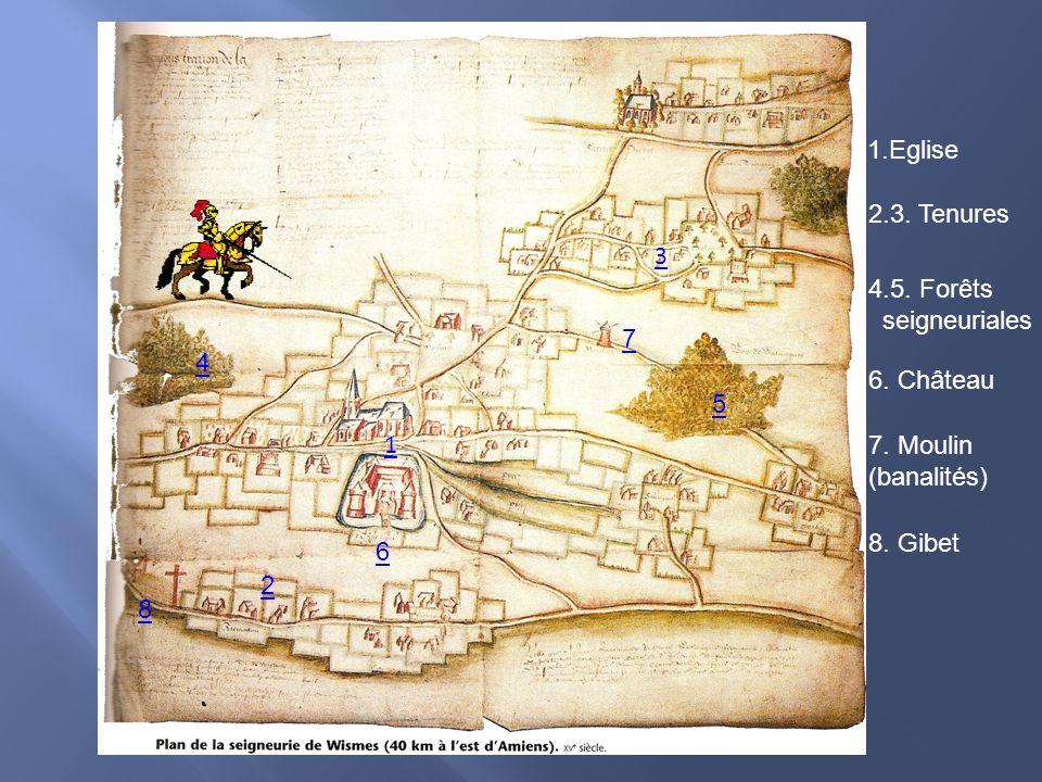 La chasse aux loups Miniature extraite du Livre de chasse de Gaston Phébus, XIVe, Paris Lamour courtois Miniature, 1330, Zurich Explication: le chevalier Ulrich von Sinnenberg reçoit son heaume des mains de sa bien aimée