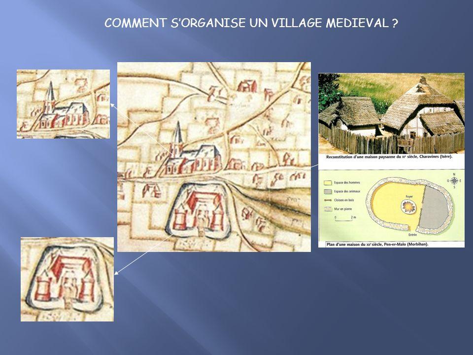=> Comment vivaient les seigneurs et les paysans au Moyen-âge.