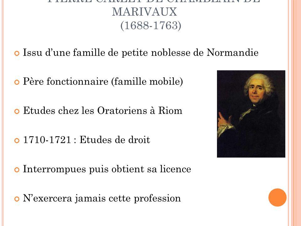 V OLTAIRE (1694-1778) 1750 : après un retour en France en 1728 : départ pour la Cour de Frédéric II à Berlin Devient chambellan (position brillante) Devient ami du roi, mais ils se brouillent Quitte la Prusse